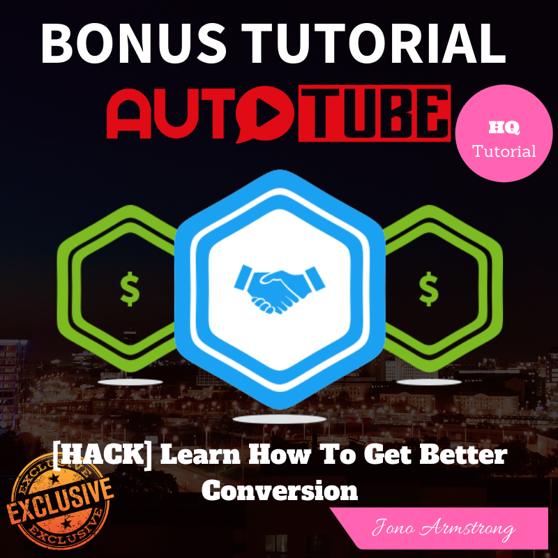 AutoTube Bonus3