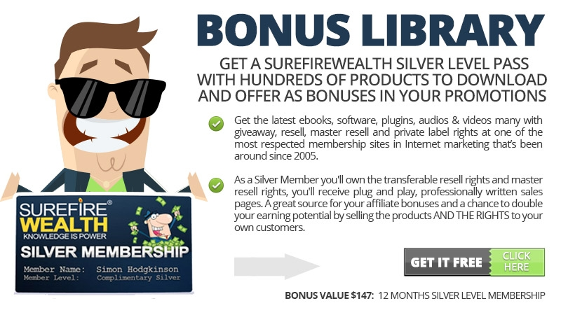 Offer Your Own List Building Bonuses With This Package